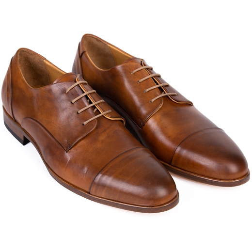 Dredd Leather Derby Dress Shoe-new online-Fifth Avenue Menswear