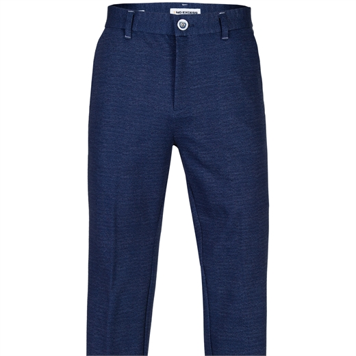 Slim Fit Stretch Jersey Knit Casual Trousers-new online-Fifth Avenue Menswear