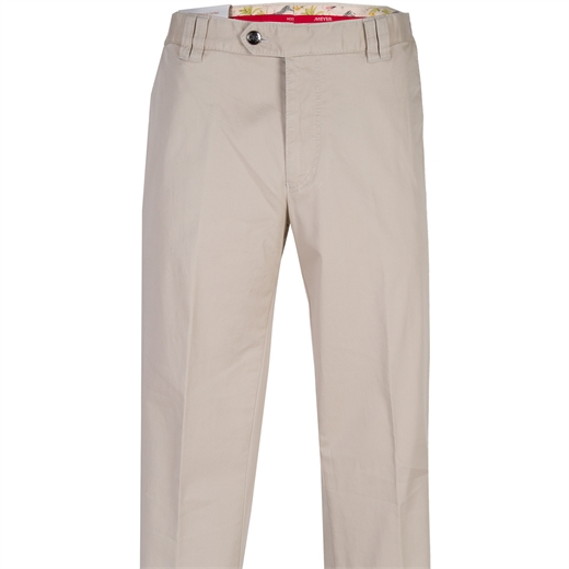 Oslo Luxury Stretch Cotton Travel Chino-new online-Fifth Avenue Menswear