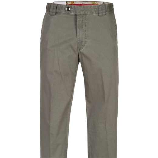 Oslo Luxury Stretch Pima Cotton Travel Chino-new online-Fifth Avenue Menswear