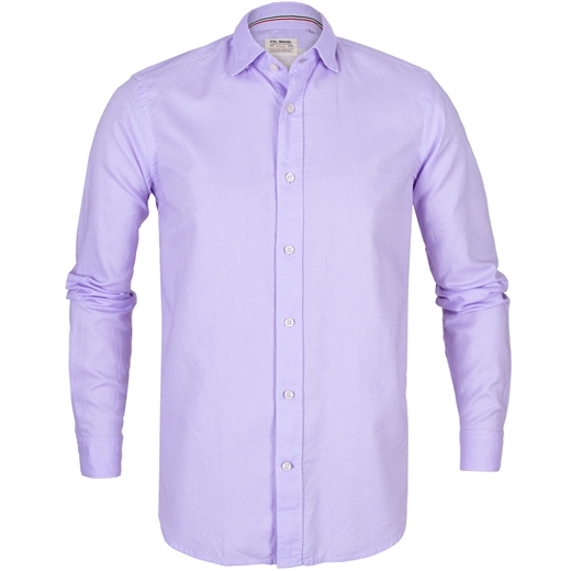 Milano Soft Oxford Cotton Casual Shirt-new online-Fifth Avenue Menswear