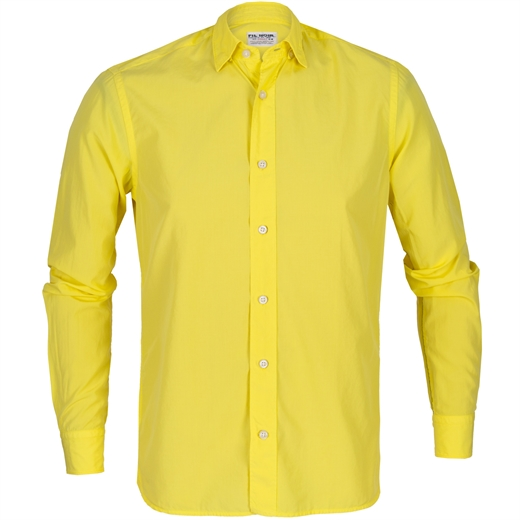 Bergamo Supreme Light Poplin Casual Cotton Shirt-new online-Fifth Avenue Menswear