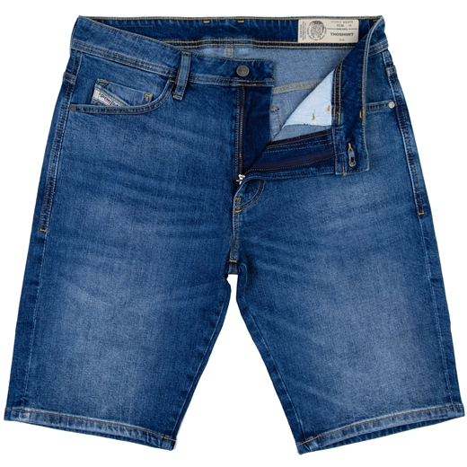 Thoshort Regular Slim Fit Stretch Denim-new online-Fifth Avenue Menswear