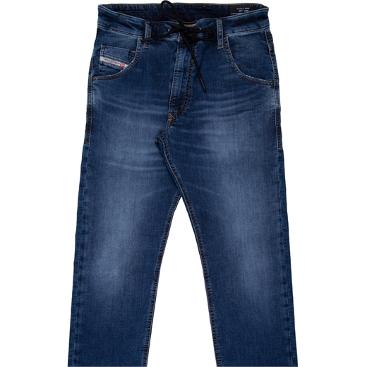 Krooley-Y-NE Taper Fit Jogg Jean-new online-Fifth Avenue Menswear