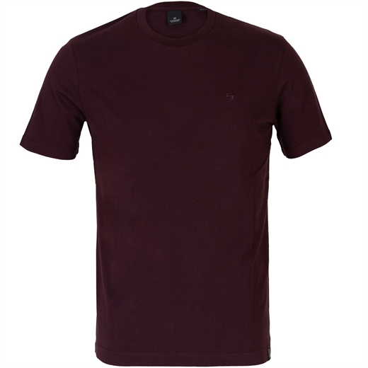 Classic Crew Neck T-Shirt-t-shirts & polos-Fifth Avenue Menswear