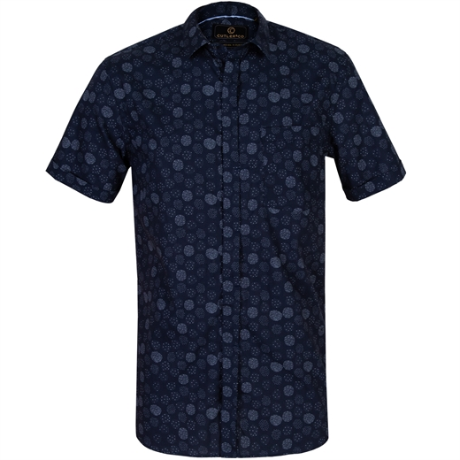 Roman Dots Spots Casual Shirt-new online-Fifth Avenue Menswear