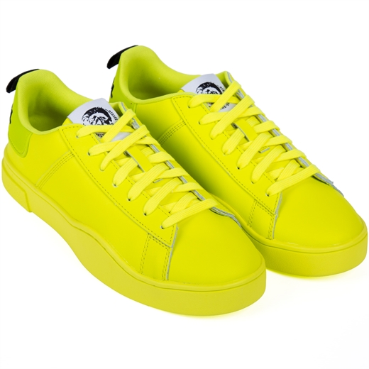 Clever Bright Leather Sneaker-new online-Fifth Avenue Menswear