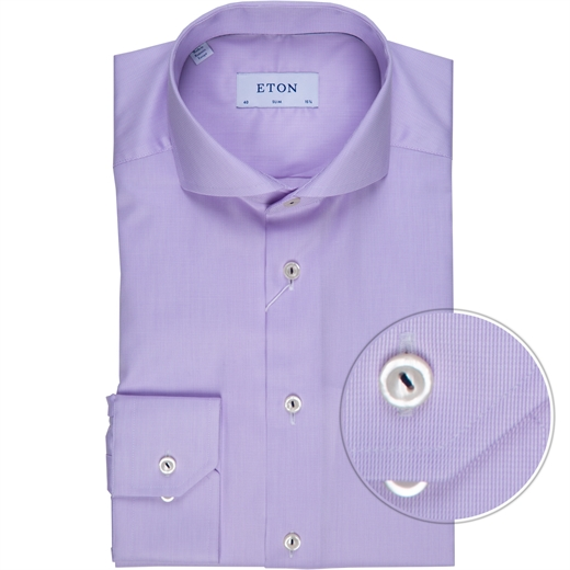 Slim Fit Luxury Micro Stripe Dress Shirt-new online-Fifth Avenue Menswear