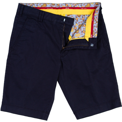 Palma Light Twill Stretch Cotton Shorts-new online-Fifth Avenue Menswear