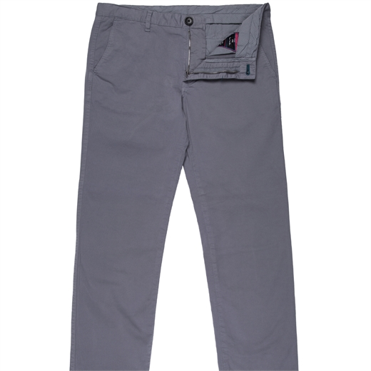 Slim Fit Stretch Pima Cotton Chinos-new online-Fifth Avenue Menswear