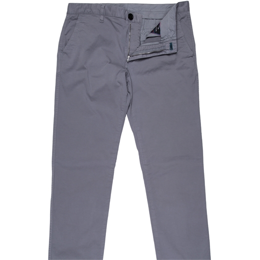 Mid-Slim Fit Stretch Pima Cotton Chinos-new online-Fifth Avenue Menswear