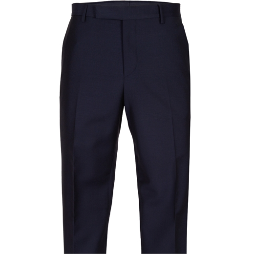 Soho Tailored Fit Wool/Mohair Dress Trouser-new online-Fifth Avenue Menswear