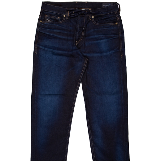 D-Vider Dark Indigo Jogg Jean-new online-Fifth Avenue Menswear