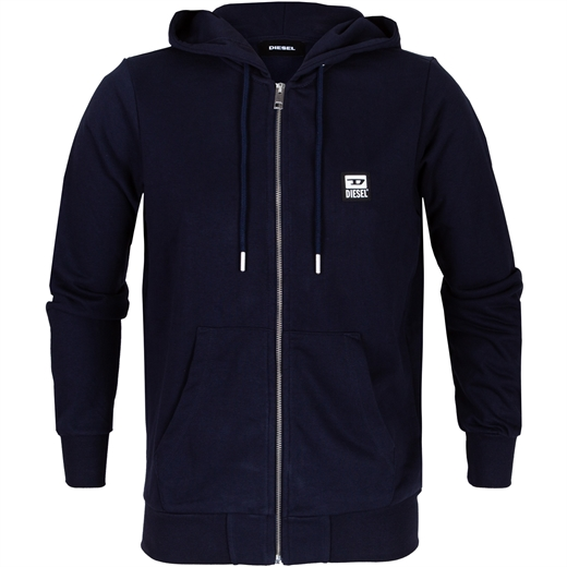 S-Girk-Hood-Zip-K1 Hoody Sweatshirt-new online-Fifth Avenue Menswear
