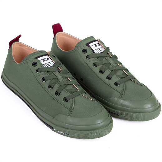 Astico Low Canvas Sneakers-new online-Fifth Avenue Menswear