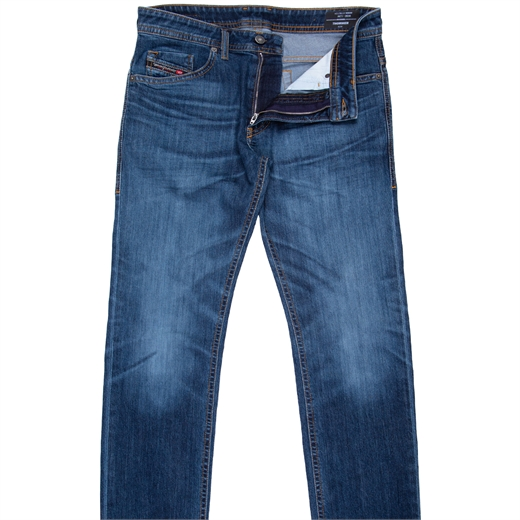 Thommer-X Slim Fit Aged Washed Stretch Denim Jeans-new online-Fifth Avenue Menswear
