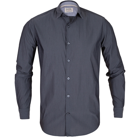 Piacenza Stretch Poplin Casual Shirt-new online-Fifth Avenue Menswear