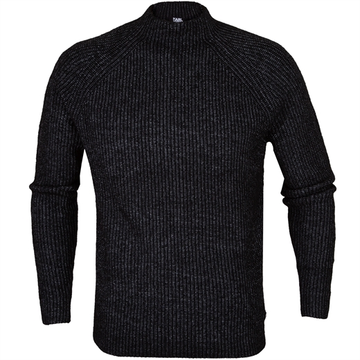 Chunky Rib Turtle Neck Pullover-new online-Fifth Avenue Menswear