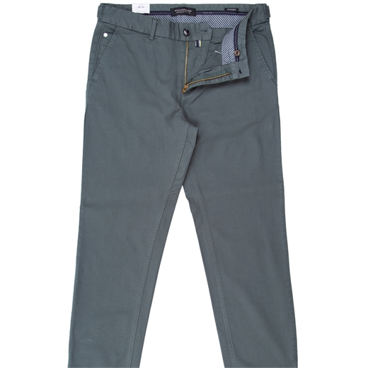 Stuart Garment Dyed Stretch Cotton Chino-new online-Fifth Avenue Menswear