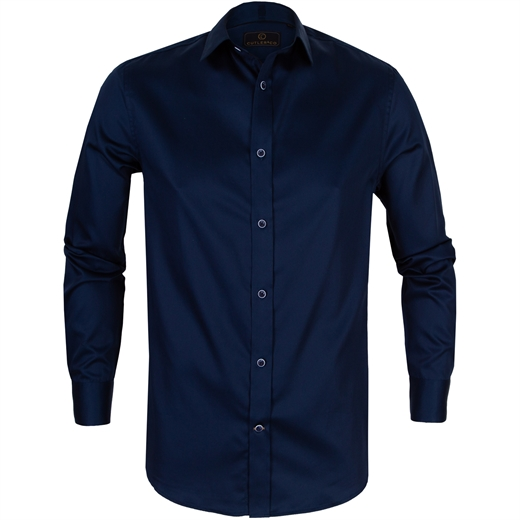 Blaine Cotton Twill Casual Shirt-new online-Fifth Avenue Menswear
