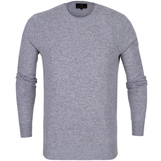 Danny Soft Wool Crew Neck Pullover-new online-Fifth Avenue Menswear