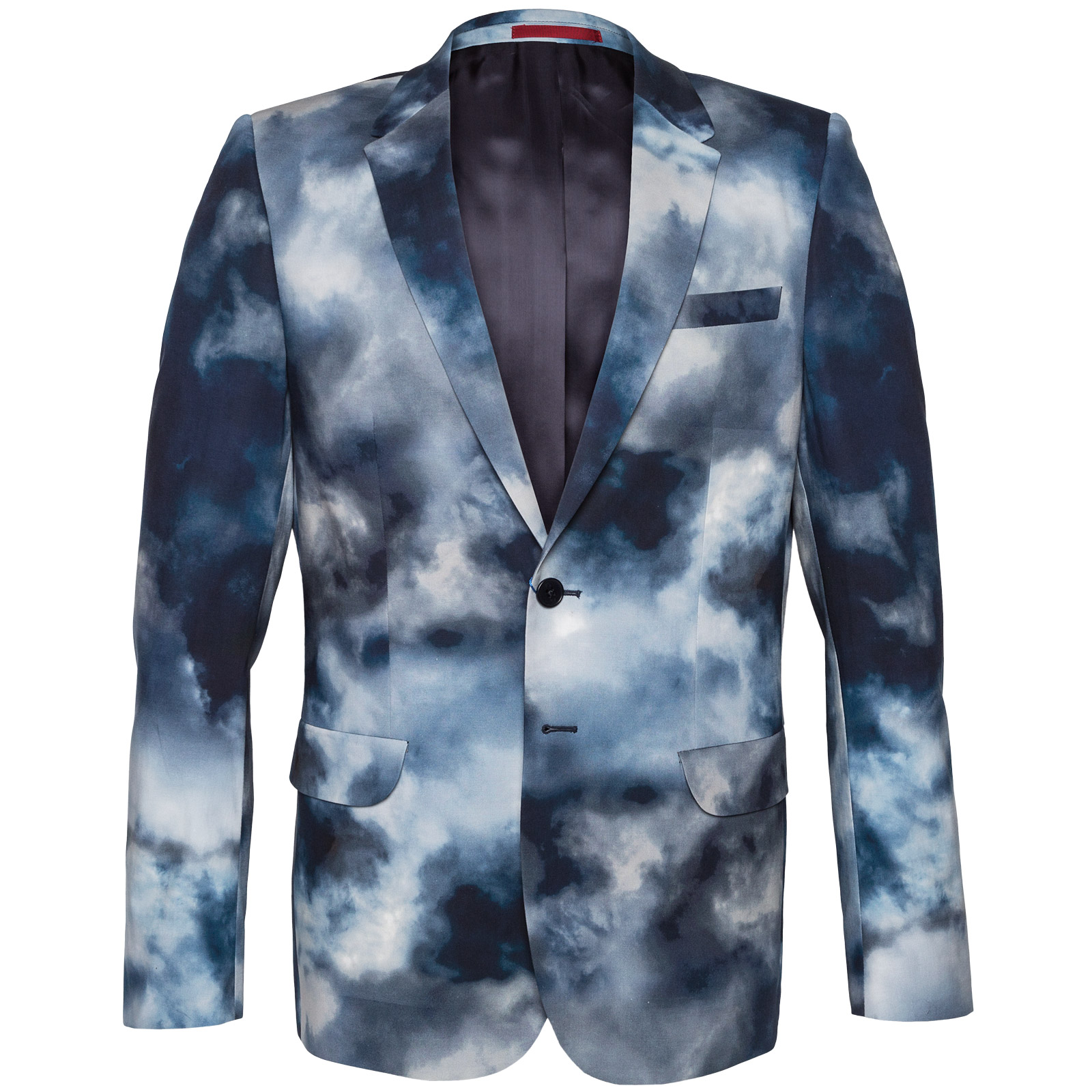 Cloud Print Stretch Dress Jacket - PS by PAUL SMITH 2014SS : Jackets ...